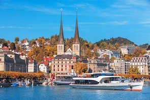 Luzern City Tour and Lake Cruise Small Group Tour from Basel