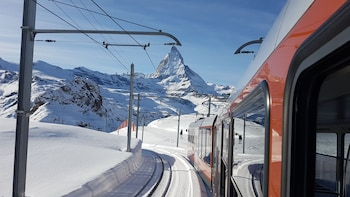 Zermatt & Matterhorn area - small group tour from Basel