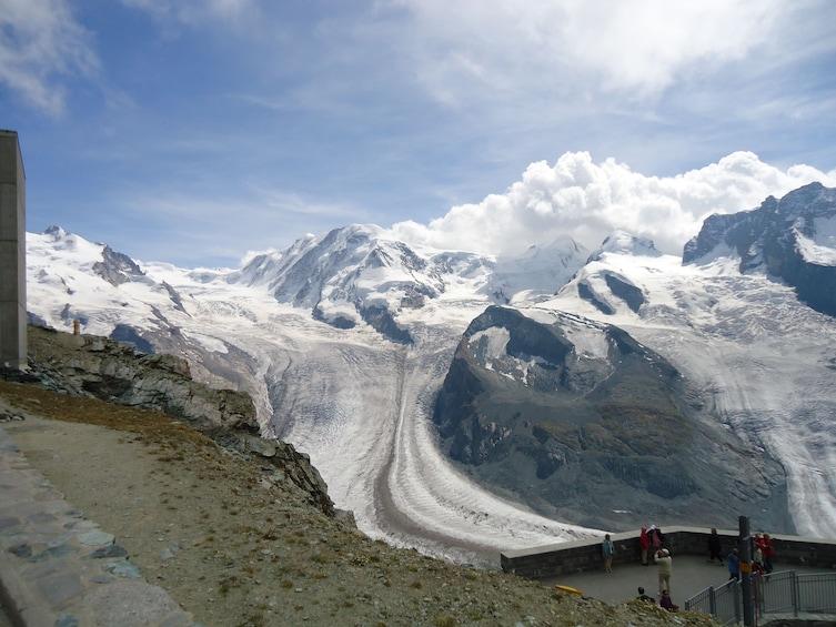 Show item 3 of 8. Zermatt & Matterhorn area - small group tour from Bern