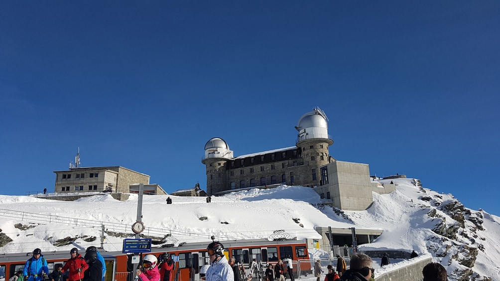 Show item 8 of 8. Zermatt & Matterhorn area - small group tour from Bern