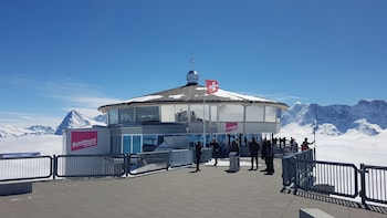 Schilthorn Piz Gloria - small group tour from Basel