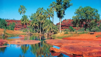 Palm Valley Outback Safari 4x4 Day Tour