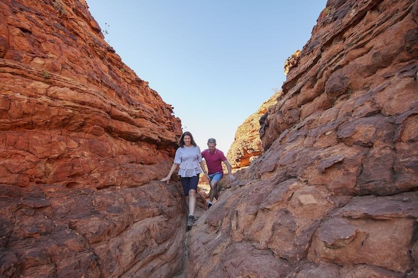 Kings Canyon Scenic Climb Half-Day Tour