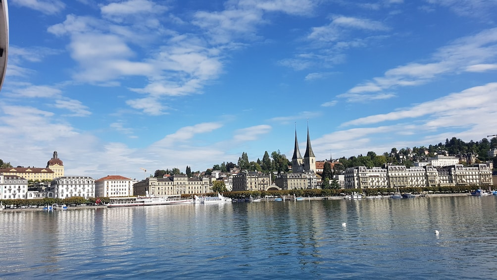 Show item 4 of 9. Rigi mountain & lake cruise small group tour from Basel