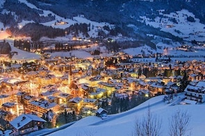 Luxury weekend in Alps from Prague: Skiing and Thermal spa