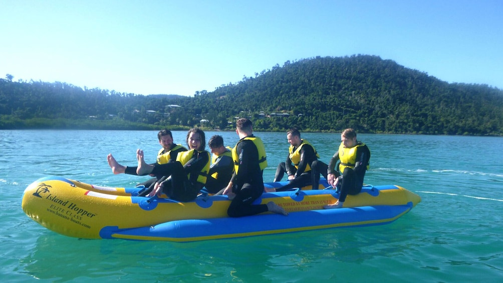 Show item 2 of 9. Airlie Beach Jet Boat & Banana Boat Ultimate Combo!