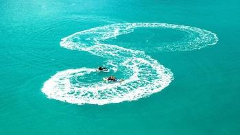 Airlie Beach Jet Boat & Banana Boat Ultimate Combo!