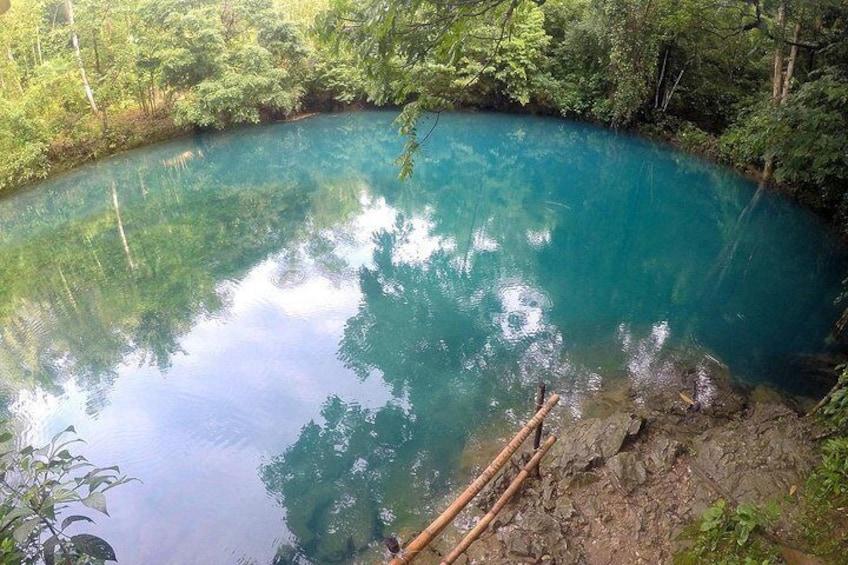Blue Lagoon & Eco Cold Spring Adventure in Aklan