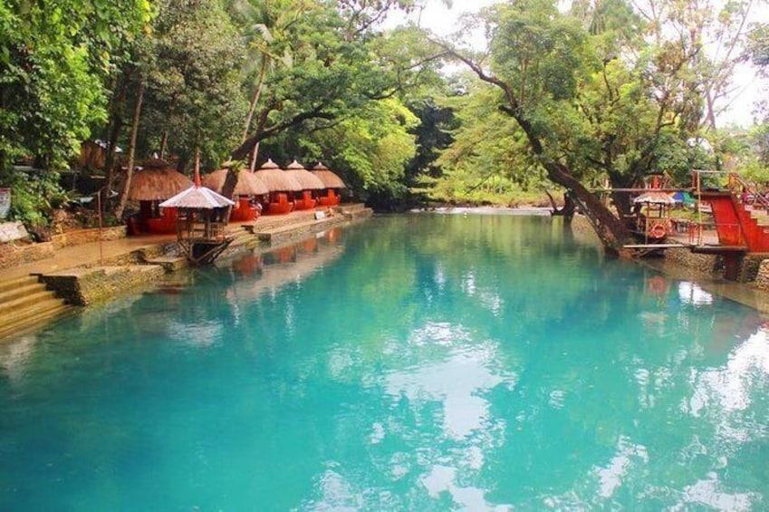 Show item 1 of 4. Blue Lagoon & Malumpati Eco Cold Spring Adventure in Antique