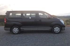 Private minivan Vientiane to Vang vieng