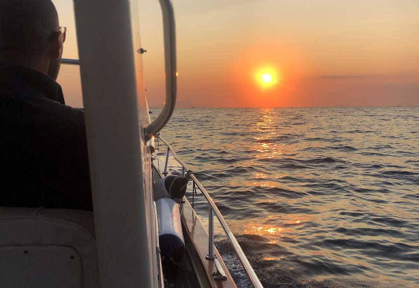 Show item 2 of 5. Sunset tour to Capri by boat of 5 hours