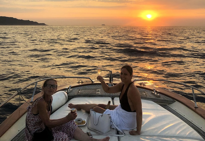 Show item 3 of 5. Sunset tour to Capri by boat of 5 hours