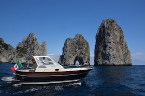 Private tour to Capri by boat from Positano