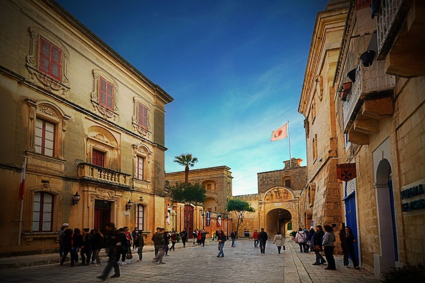 Show item 6 of 6. Evening guided tour of Valletta Waterfront, Rabat & Mdina