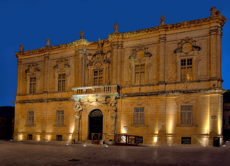 Show item 3 of 6. Evening guided tour of Valletta Waterfront, Rabat & Mdina