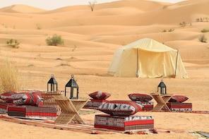 Sahara Desert Safari with Overnight Camping from Hammamet or Sousse