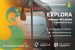 08 Day Explore Sri Lanka