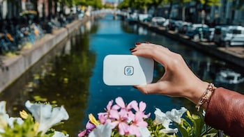 Bruges: Unlimited 4G Internet in the EU with Pocket WiFi