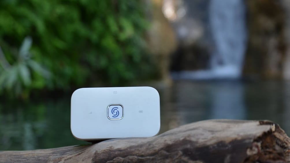Show item 5 of 9. Bruges: Unlimited 4G Internet in the EU with Pocket WiFi
