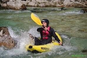 Easy Kayak Trip