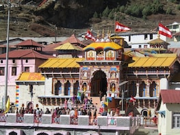 Chardham Yatra from Rishikesh/Haridwar