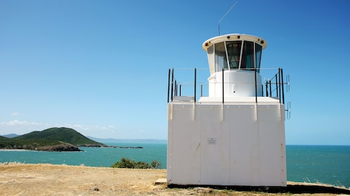 Lighthouse in North Queensland Australia