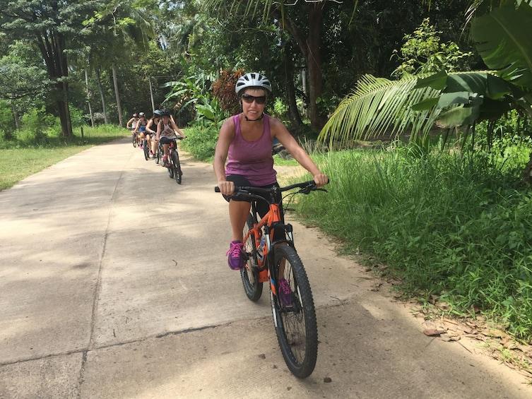 Show item 2 of 10. Koh Yao Noi Full-Day Bike Tour