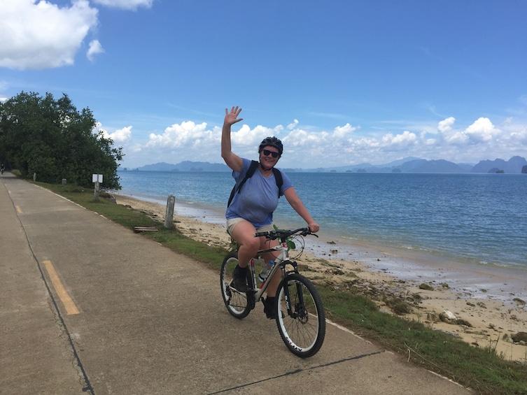 Show item 10 of 10. Koh Yao Noi Full-Day Bike Tour
