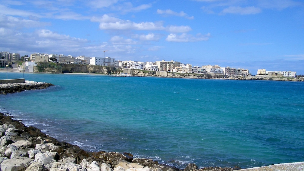 Apri foto 1 di 6. rocky beachfront of Otranto