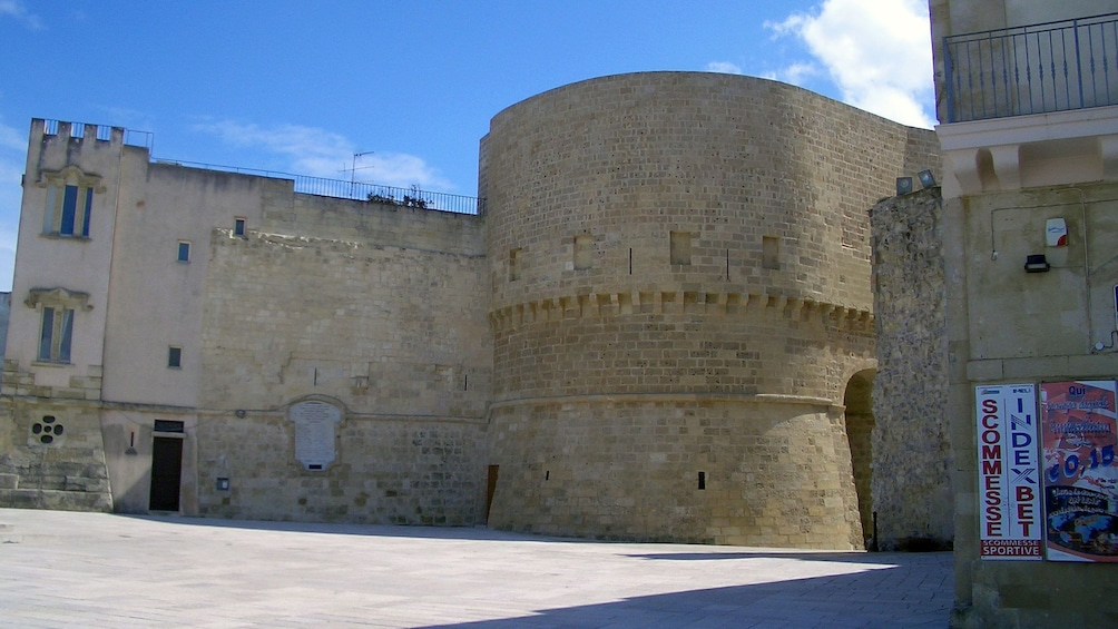 Apri foto 3 di 6. fortress walls of Otranto