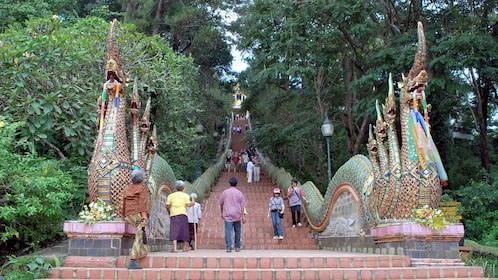 Private temple tour in Chiang Mai