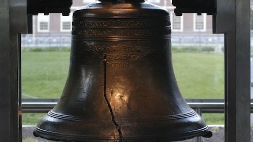 The Liberty Bell in Philadelphia