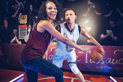 Admission to Madame Tussauds San Francisco: Wax Attraction