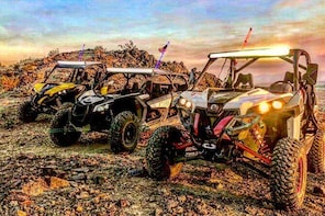 25-Mile Jackrabbit Tour for 2 with Can-Am Maverick 1000 XRS (2-seater)