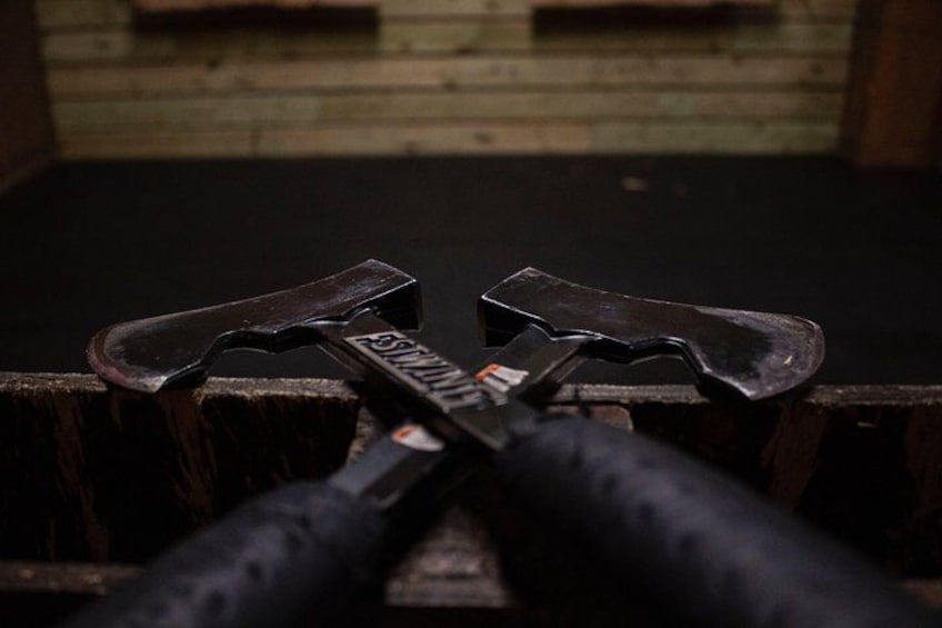 Our axes