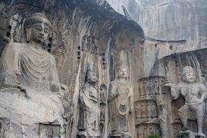 Nanjing Private Trip to Longmen Grottoes and White Horse Temple by Bullet T...