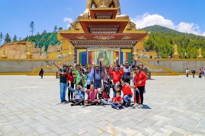 Professional Photoshoot at Thimphu, Bhutan