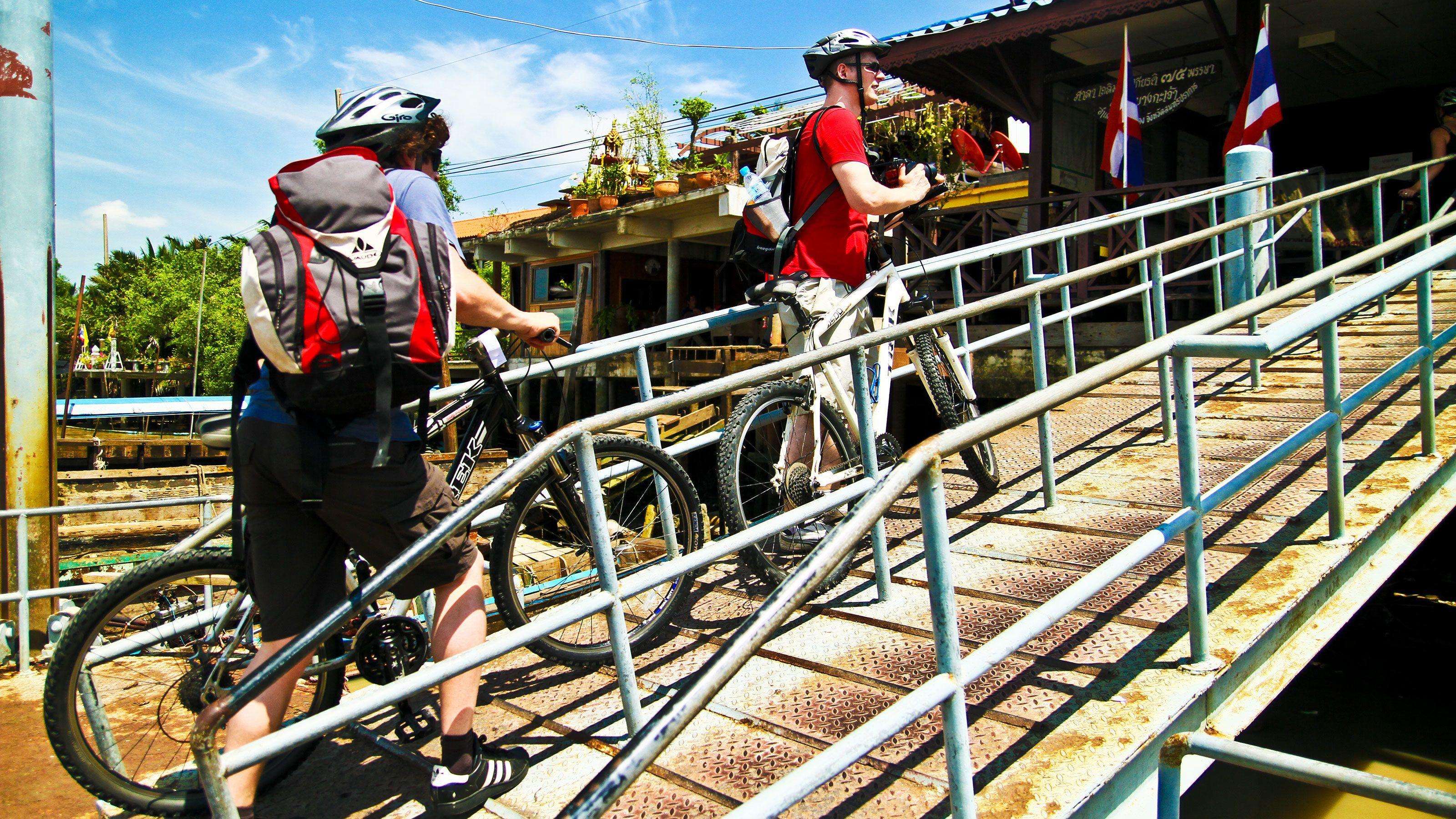 Bang Kra Jao & Jungle Cycling Adventure Tour