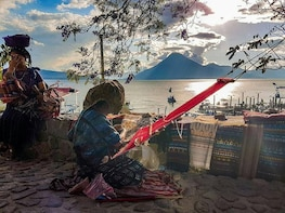 Atitlan Lake, Day Tour from Guatemala City or Antigua