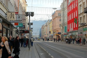 Innsbruck Walking tour with private guide