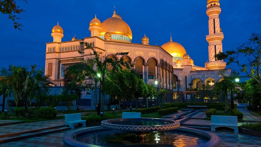 Show item 5 of 5. Gorgeous view of the Istana Nurul Iman