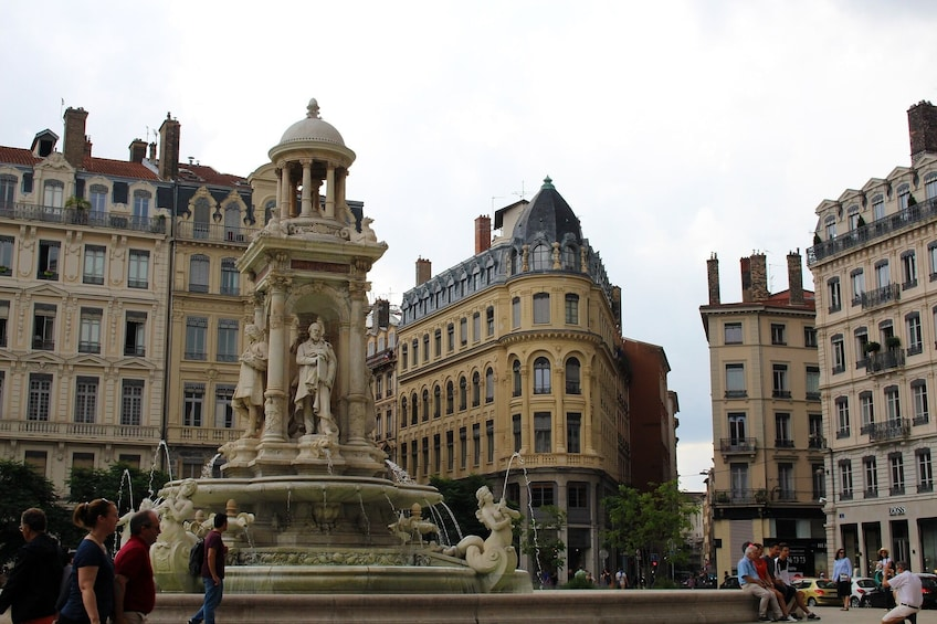 Show item 1 of 7. Lyon Walking Tour with professional guide
