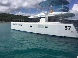 Catamaran Cruise with Snorkelling and BBQ on board