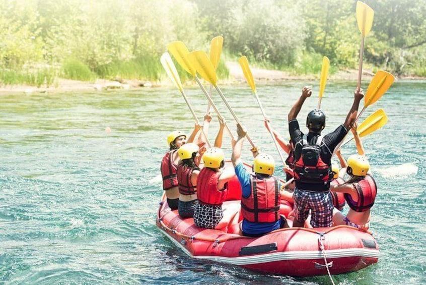 Kitulgala White Water Rafting From Nuwara Eliya