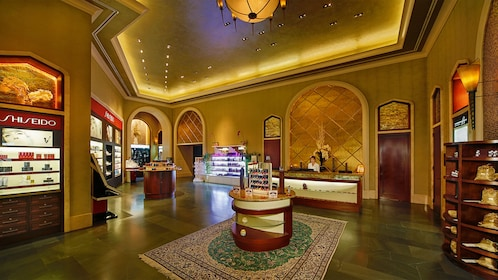 store area in spa in Abu Dhabi