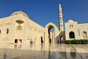 Private Day Trip to Grand Mosque & Wahiba Sands (Shore Excursions)