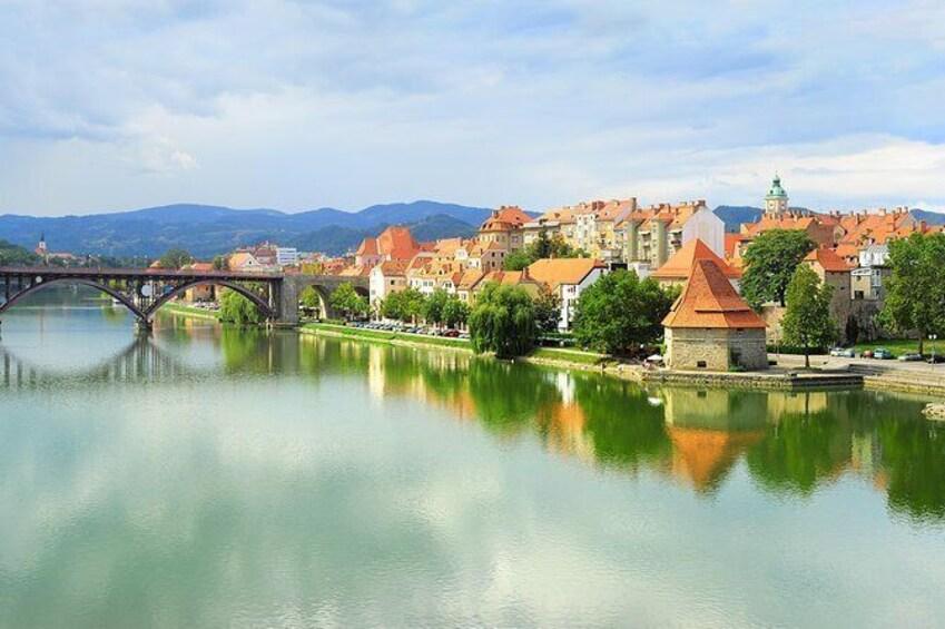 Show item 1 of 1. Maribor 2 hours walking tour