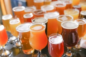 BBQ & Brews : Local Craft Beer Tour with Famous BBQ