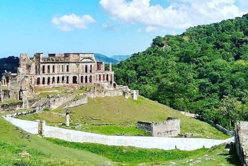 Citadel and Sans Soucis Palace, Haiti