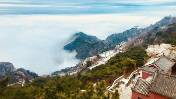 Discover Sacred Tai'an - Mount Tai and Dai Temple Day Tour